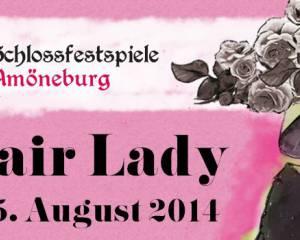 Schlossfestspiele Amöneburg 2014