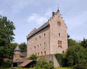 Eppsteiner Schloss in Schotten