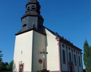 Barockkirche St. Katharina Stadtallendorf