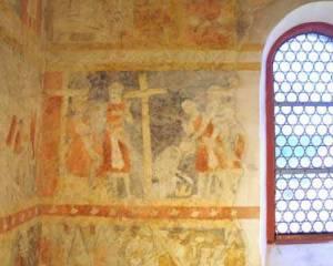 Fraurombacher Wandmalereien