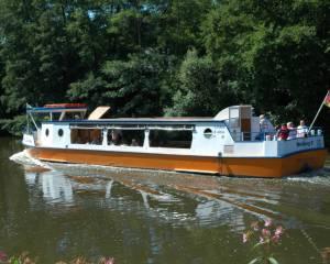 """Fahrgastschiff """"Wilhelm von Nassau"""""""