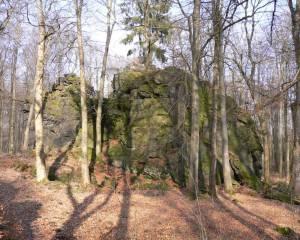 Wilhelmsteine Siegbach