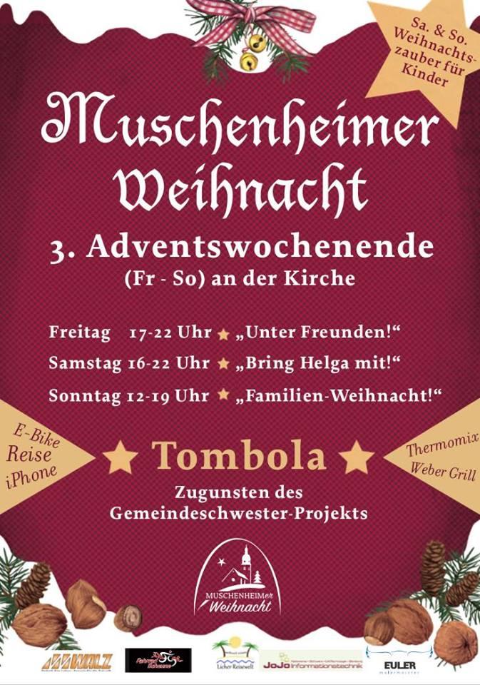 Weihnachtsmarkt Mittelhessen