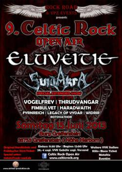 9. Celtic Rock Open Air