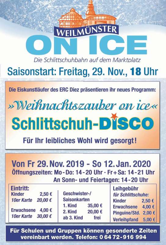 Weilmünster ON ICE 2019