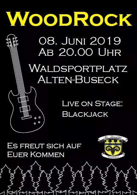 Woodrock in Buseck/Alten-Buseck 2019